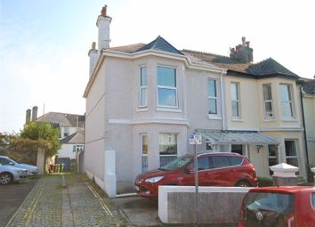 Thumbnail 4 bed end terrace house for sale in Hermitage Road, Mannamead, Plymouth