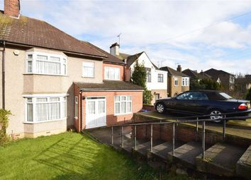 Thumbnail 5 bed semi-detached house for sale in Southend Road, Grays, Essex