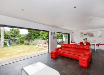 Thumbnail 4 bed detached house for sale in St. Normans Way, Ewell, Epsom