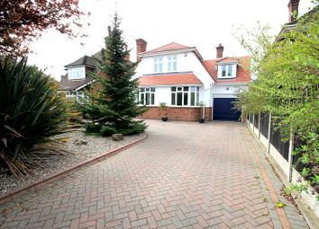 Thumbnail 4 bed detached house for sale in Lowestoft Road, Gorleston, Great Yarmouth