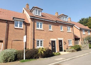 Thumbnail 3 bed terraced house for sale in Dairy Way, Kibworth Harcourt, Leicester, Leicestershire