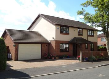 Thumbnail 4 bedroom detached house for sale in Royal Avenue, Fulwood, Preston
