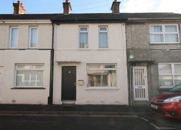 Thumbnail 2 bed terraced house to rent in Ann Street, Newtownards