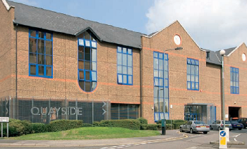 Thumbnail Office to let in Quayside, Quayside Lodge, William Morris Way, London