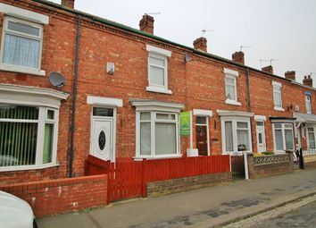 Thumbnail 2 bedroom terraced house for sale in Langdale Road, Darlington