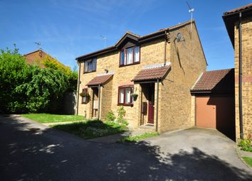 Thumbnail 2 bed semi-detached house to rent in Bamborough Close, Southwater, Horsham