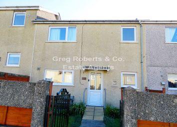 Thumbnail 3 bed terraced house for sale in Yscuborwen, Tredegar, Blaenau Gwent