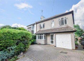 Thumbnail 4 bed semi-detached house for sale in Underwood Square, Leigh-On-Sea, Essex