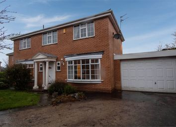 4 bed detached house for sale in Brookway, Wrea Green, Preston, Lancashire PR4