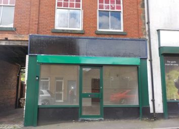 Thumbnail Retail premises to let in Sherwood Street, Huthwaite, Sutton-In-Ashfield