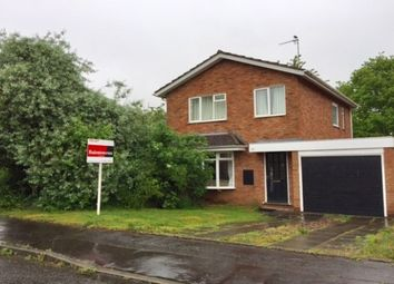 Thumbnail 3 bed detached house to rent in Fairmile Close, Binley