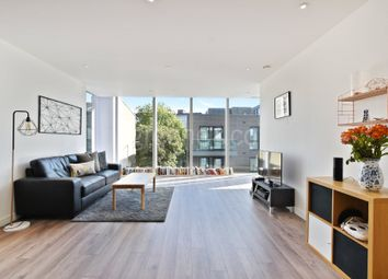 Thumbnail 1 bedroom flat for sale in Skyline Apartments, Devan Grove, London