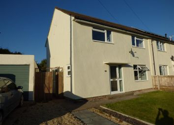 Thumbnail 4 bedroom semi-detached house to rent in Channel View, Bulwark, Chepstow