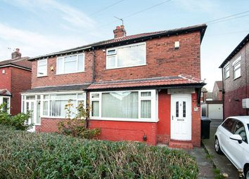 Thumbnail 2 bed semi-detached house to rent in Tennyson Road, Reddish, Stockport