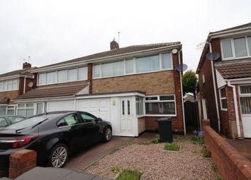 Thumbnail 3 bedroom semi-detached house to rent in Spring Parklands, Dudley