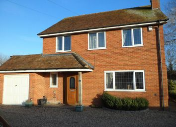 Thumbnail 3 bed detached house to rent in Lambwood Hill, Grazeley, Reading