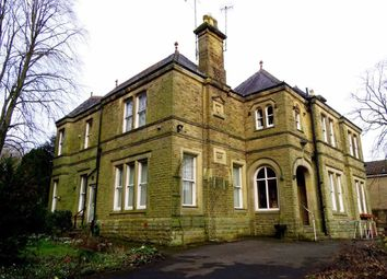 Thumbnail 2 bed flat for sale in 45 Park Rd, Buxton, Derbyshire