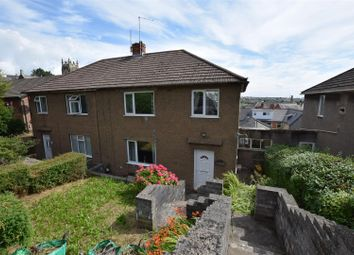Thumbnail 3 bedroom semi-detached house for sale in Romilly Road, Barry
