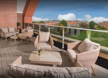Thumbnail 1 bed flat for sale in Sycamore Court, Filey Road, Scarborough