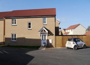 Thumbnail 3 bedroom detached house to rent in Hillgrove Close, Kidsbury Road, Bridgwater
