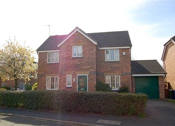 Thumbnail 4 bed property for sale in Woburn Way, Preston