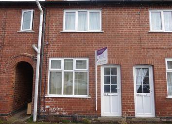Thumbnail 2 bed terraced house to rent in Bennett Street, Long Eaton, Nottingham