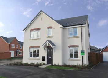 Thumbnail 5 bedroom detached house for sale in Westcote Way, Pershore, Worcestershire