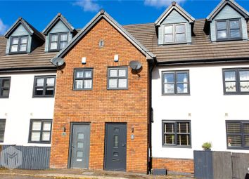 Thumbnail 3 bed terraced house for sale in Orchard Mount, Eccles, Manchester