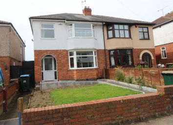 Thumbnail 3 bed semi-detached house for sale in Bassett Road, Coventry