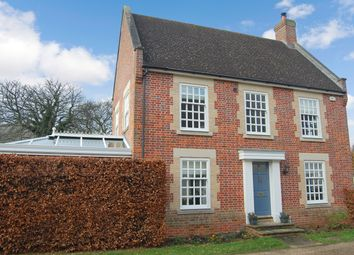 Thumbnail 3 bed detached house for sale in Scott Lane, Melton, Woodbridge