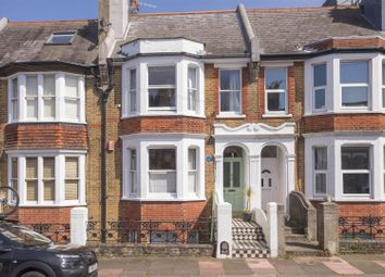 Thumbnail 5 bed terraced house for sale in Compton Road, Brighton