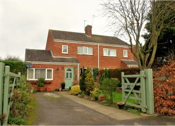 Thumbnail 4 bed semi-detached house for sale in Washington Close, Littlethorpe, Ripon