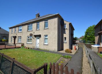 Thumbnail 2 bed flat for sale in Galt Avenue, Irvine, North Ayrshire