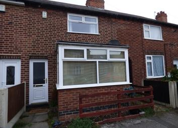 Thumbnail 2 bed terraced house for sale in Oakfield Road, Stapleford, Nottingham