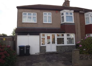 Thumbnail 4 bed semi-detached house for sale in Dover Road, Edmonton
