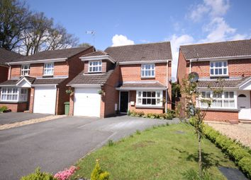 Thumbnail 4 bed detached house for sale in Lovage Road, Whiteley, Fareham