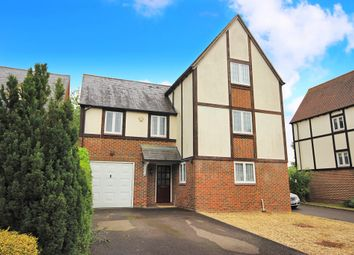 Thumbnail 6 bedroom detached house for sale in Anna Pavlova Close, Abingdon
