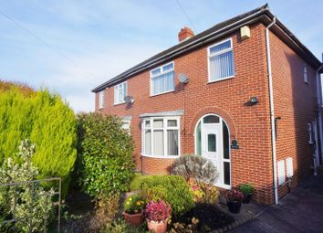 Thumbnail 3 bed semi-detached house for sale in Grove Avenue, South Kirkby, Pontefract