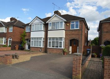 Thumbnail 3 bed semi-detached house for sale in Heathcote Avenue, Hatfield, Hertfordshire
