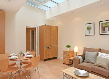 Thumbnail 1 bed flat to rent in Southwell Gardens, Kensington
