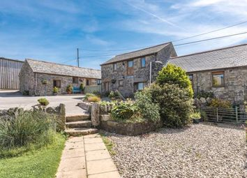 Thumbnail 4 bed barn conversion for sale in Newmill, Penzance, Cornwall