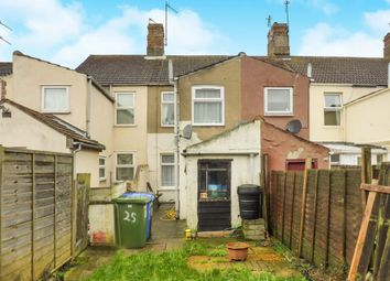 Thumbnail 2 bedroom terraced house for sale in Lawson Road, Lowestoft