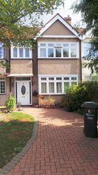 Thumbnail 3 bed terraced house to rent in Grosvenor Road, Dagenham