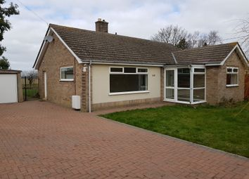 Thumbnail 3 bedroom bungalow to rent in Station Road, Willingham
