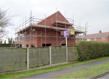 Thumbnail 3 bed detached house for sale in Jeffrey Lane, Doncaster