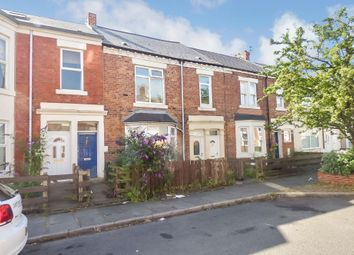 Thumbnail 3 bed flat for sale in Hotspur Street, Heaton, Newcastle Upon Tyne