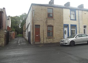 Thumbnail 4 bed end terrace house to rent in Claughton Street, Burnley