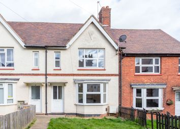 Thumbnail 2 bed terraced house for sale in Ashfield Road, Wellingborough