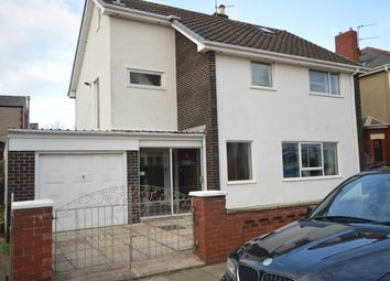 Thumbnail 4 bed detached house to rent in Kingston Avenue, Blackpool