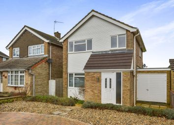 Thumbnail 3 bed detached house for sale in Glebe Road, Deanshanger, Milton Keynes
